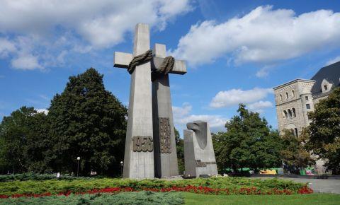 Monumentul Victimelor din Poznan