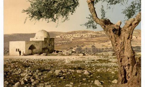 Mormantul Rahelei din Betleem