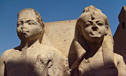 Mormantul lui Tutankhamon din Luxor