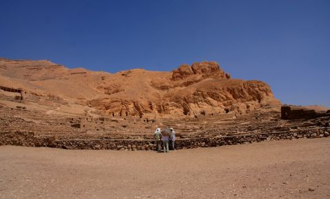 Mormintele Nobililor din Luxor