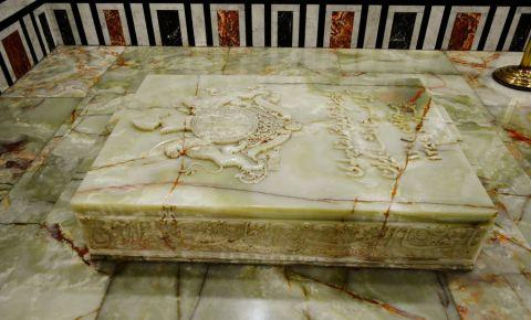 Mormintele Persilor din Cairo