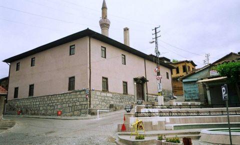 Moscheea Ahi Elvan din Ankara