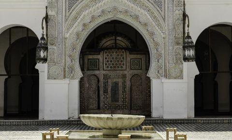 Moscheea Ain Khail din Fes