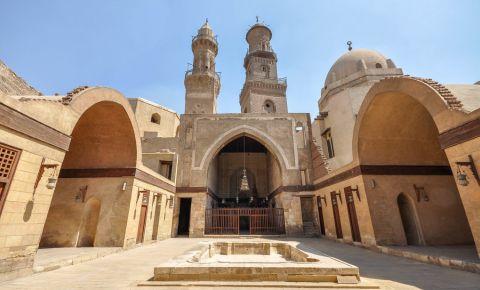 Moscheea lui Al-Nasir Muhammad din Cairo