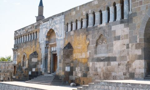Moscheea Alaeddin din Ankara