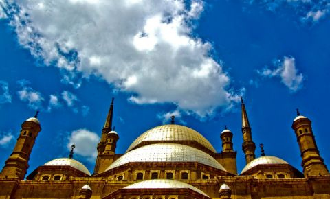 Moscheea Albastra din Cairo