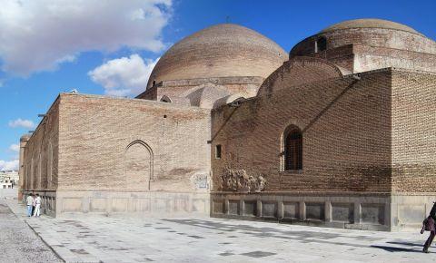 Moscheea Albastra din Tabriz