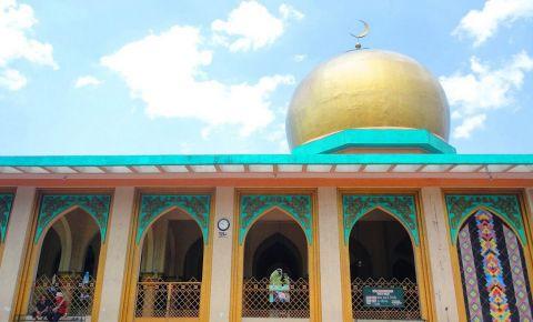 Moscheea Aurita din Manila