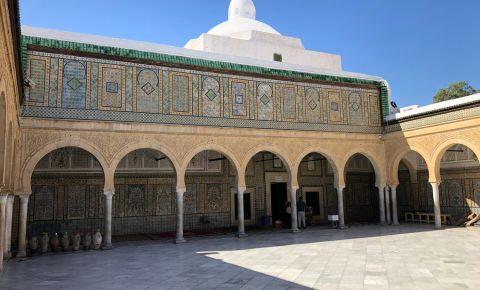 Moscheea Celor Trei Usi din Kairouan