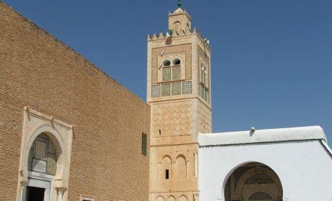 Moscheea Curcubeului din Kairouan