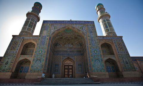Moscheea de Vineri din Herat