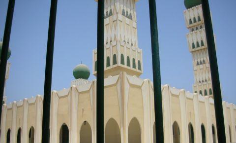 Moscheea Divinitatii din Dakar