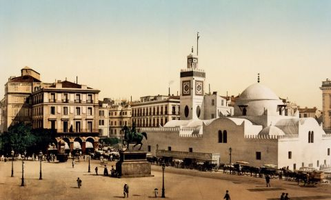 Moscheea Djemaa el-Djedid din Alger