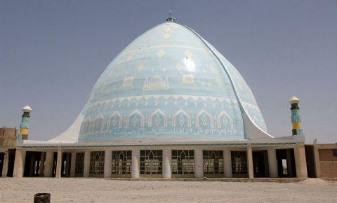 Moscheea Eid Gah din Kandahar