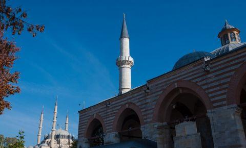 Moscheea Eski din Edirne