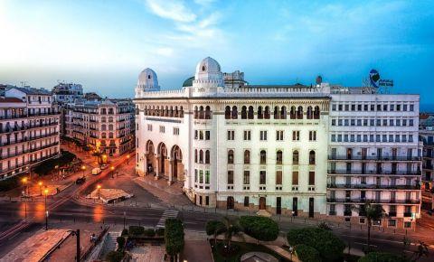 Moscheea Grande Poste din Alger