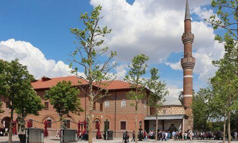 Moscheea Haci Bayram din Ankara