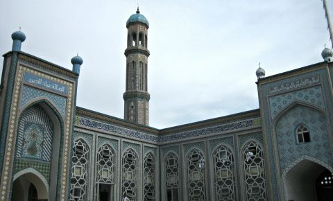 Moscheea Haji Yakoub din Dusanbe