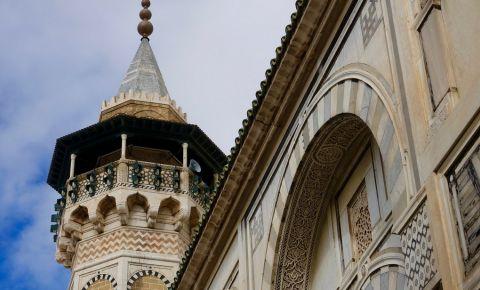 Moscheea Hamuda din Tunis
