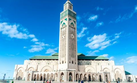 Moscheea Hassan II din Casablanca