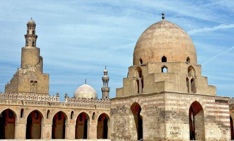 Moscheea Ibn Tulun din Cairo