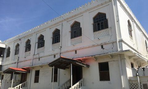 Moscheea Ijumaa din Zanzibar