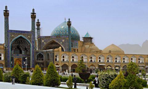 Moscheea Imam din Isfahan