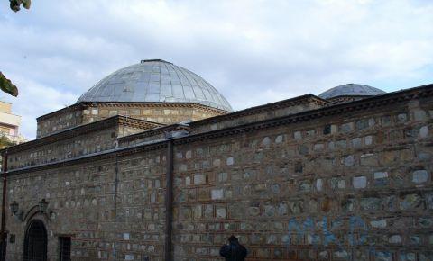 Moscheea Isak Beg din Bitola