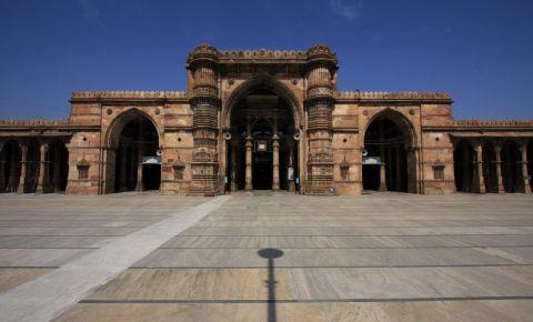 Moscheea Jama din Ahmedabad