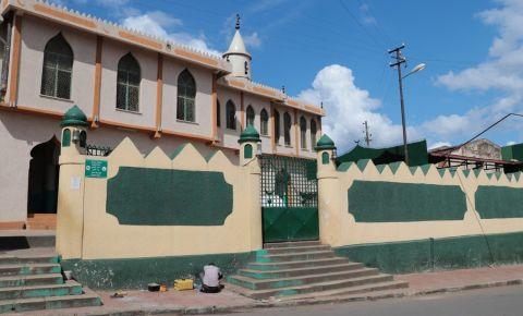 Moscheea Jamia din Harar