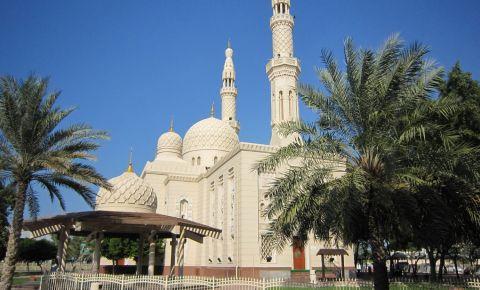 Moscheea Jumeirah din Dubai