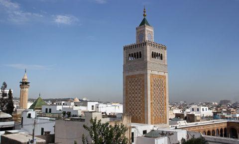 Moscheea Kasbah din Tunis