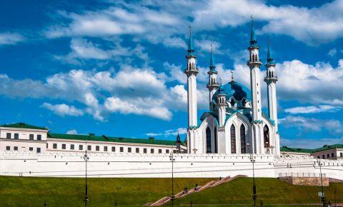 Moscheea Kul Sharif din Kazan