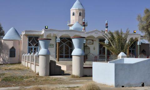 Moscheea Mantiei Sfinte din Kandahar