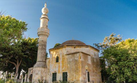 Moscheea Murad Reis din Insula Rodos