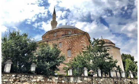 Moscheea Mustafa Pasa din Skopje