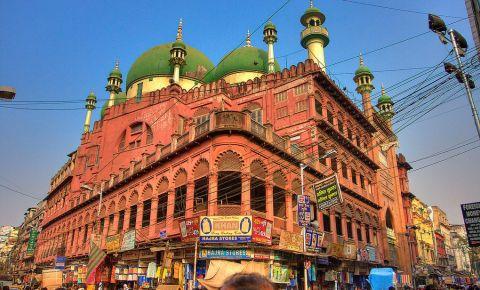 Moscheea Nakhoda din Calcutta