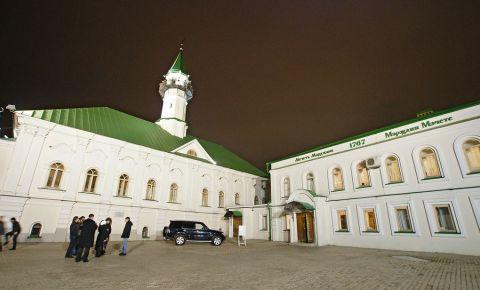 Moscheea Nurullah din Kazan