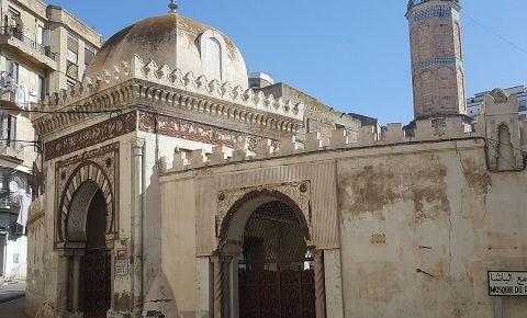 Moscheea lui Pasha din Oran