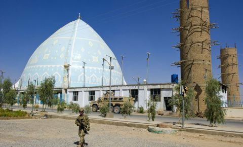 Moscheea Profetului din Kandahar