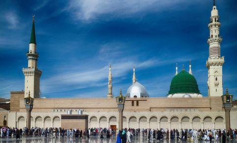 Moscheea Profetului din Medina