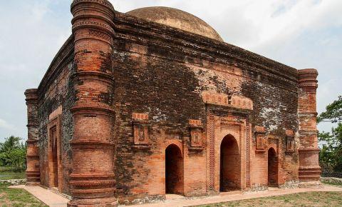 Moscheea Ronvijoypur din Bagerhat