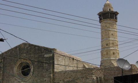 Moscheea Said Hashim din Gaza