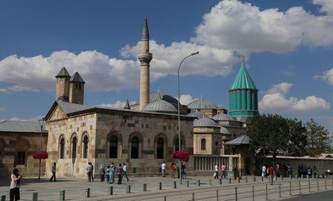 Moscheea Semsi Tebrizi din Konya