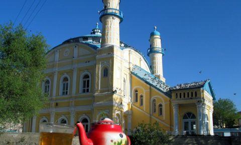 Moscheea Shah-e Doh Shamshira din Kabul