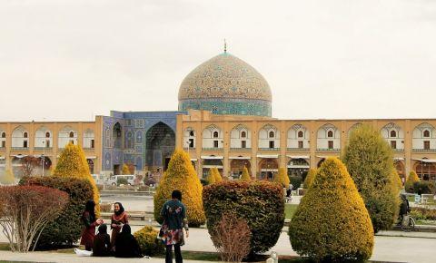 Moscheea Sheikh Lotfollah din Isfahan