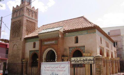 Moscheea lui Sidi Bel Hassan din Tlemcen