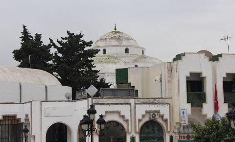 Moscheea Sidi Mahres din Tunis
