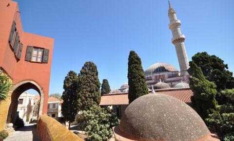 Moscheea lui Suleiman din Insula Rodos