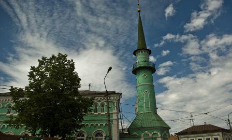 Moscheea Sultanului din Kazan